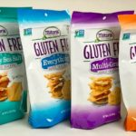 Milton's Gluten-Free Crackers are Light and Delicious