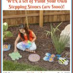 Paint Your Own Stepping Stones (arv$100) Giveaway!