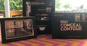 Makeup That Travels Well by Profusion Cosmetics