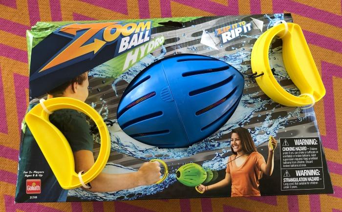 Zoom Ball