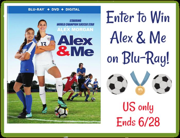 Win Alex & Me