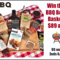 Win a BBQ Boss Gift Basket! $89 arv