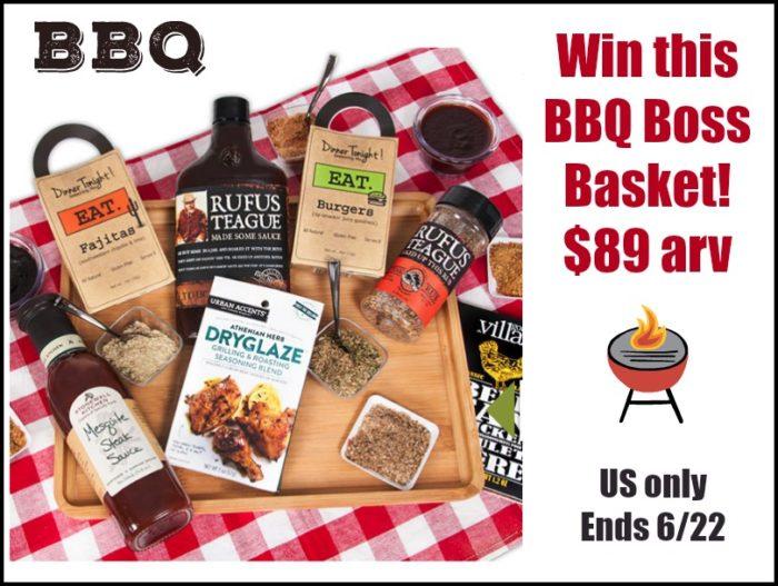 BBQ Boss Basket