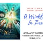 #Win a Wrinkle in Time (Digital Copy)! #WrinkleinTime