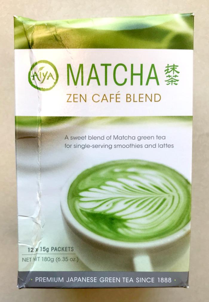 Aiya Matcha Zen Cafe Blend