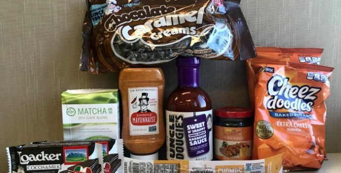 July's Degustabox Held Mouth-Watering Snacks, Delicious Sauces & More! #DegustaboxUSA