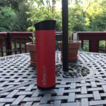 BurnOut Tumbler Makes Drinking Coffee Easy Right Away