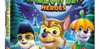 """PAW Patrol: Halloween Heroes"" available on DVD September 11, 2018!"