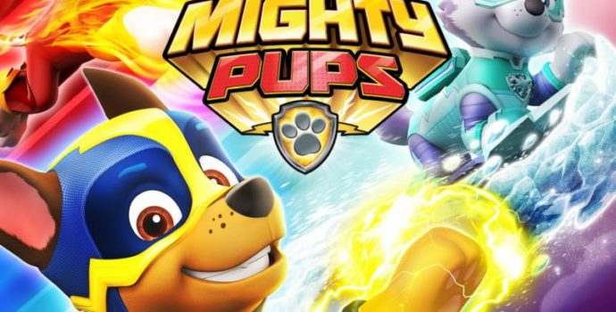 PAW Patrol: Mighty Pups Available on DVD on September 11 – Only at Walmart