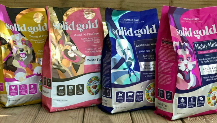 Is Solid Gold Dog Food Good