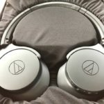 Audio Technica QuietPoint Noise Cancelling Headphones Perfect Sound Quality