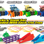 Trix Trux – The ULTIMATE Obstacle Course To Flip Out For!