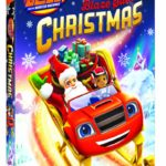 Blaze and The Monster Machines: Blaze Saves Christmas – Available on DVD November 6!