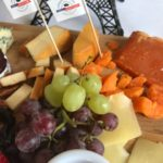 Experiencing The Cheeses of Europe at Western & Southern Open Cincinnati #fromagecincinnati #ad