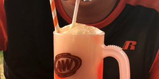 Celebrate National Root Beer Float Day with A&W #AWRootBeer