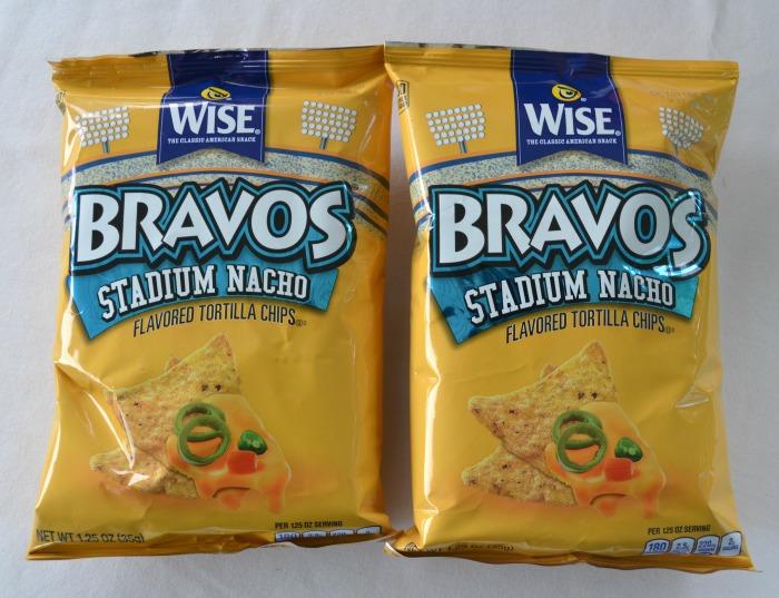 Wise Bravos Stadium Nacho