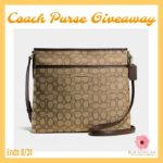 August Coach Purse Giveaway!