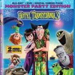Hotel Transylvania 3 Arrives on Digital HD Sept. 25 and on Blu-ray Combo Pack and DVD Oct. 9