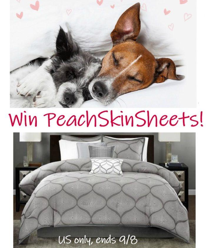 Win PeachSkinSheets
