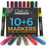 Liquid Chalk Markers & Metallic Colors by Chalkola