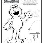 Sesame Street – Elmo's World: Elmo Explores! on DVD October 2nd