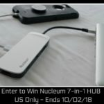 Enter to #Win a Nucleum 7-in-1 USB HUB from Kingston