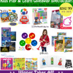 Kids Play & Learn Giveaway Spectacular! $262+ in Prizes!