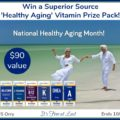 Win a Superior Source 'Healthy Aging' Vitamin Prize Pack ($90 Value)! #SuperiorSource