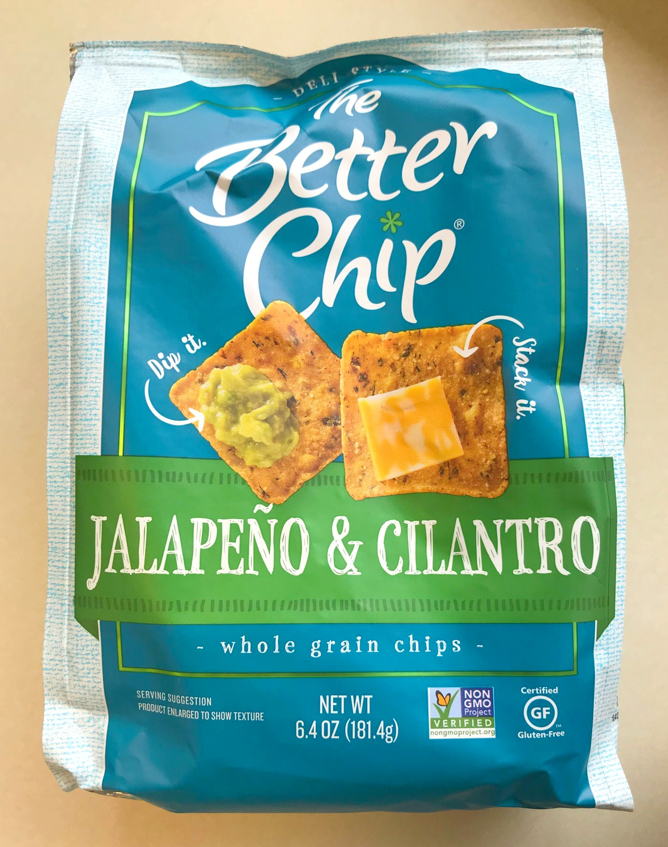 The Better Chip - Jalapeno & Cilantro