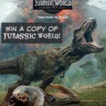 Win Jurassic World: #FallenKingdom