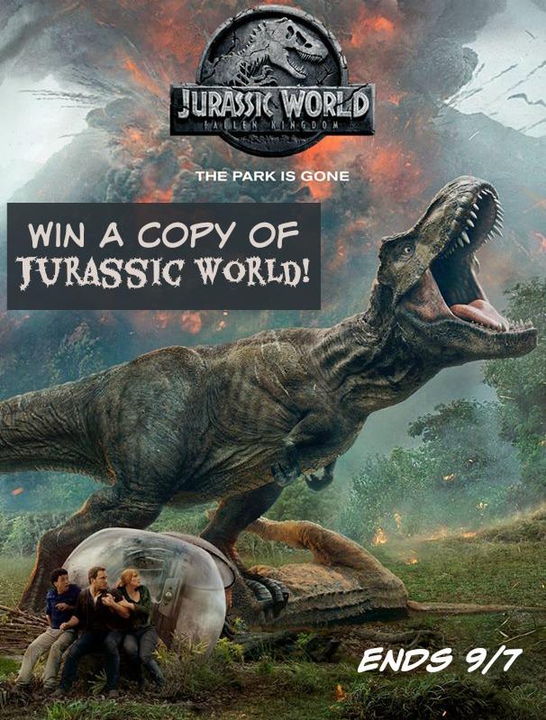 Win Jurassic World