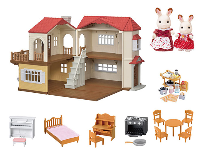 Calico Critters Room Sets