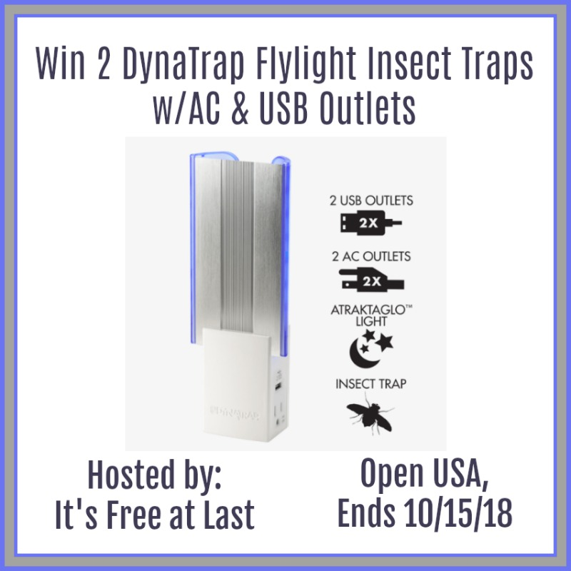 DynaTrap Giveaway