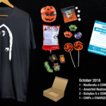 COMET TV & CHARGE! October Giveaway! Hushaween! Midnight Movies! Babylon 5! And More!