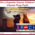 Win a Superior Source Children's Vitamin Prize Pack! #SuperiorSource