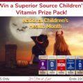 Win a Superior Source Children's Vitamin Prize Pack! #SuperiorSource