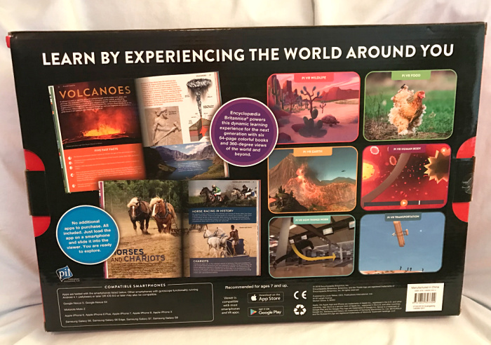 Encyclopædia Britannica Launches Virtual Reality Science