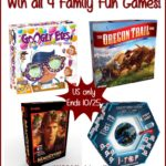Win 4 family fun games