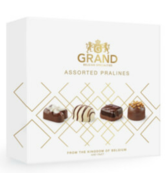 Grand Belgian Chocolates