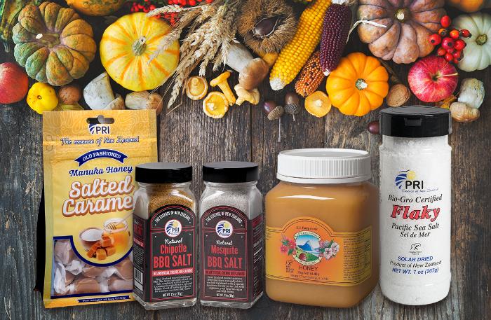 Season Your Thanksgiving Feast with #ManukaHealth #ShopPRI