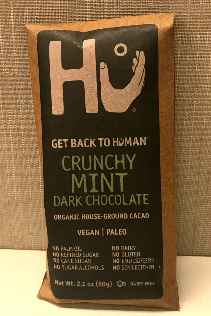 HU Crunchy Mint Dark Chocolate