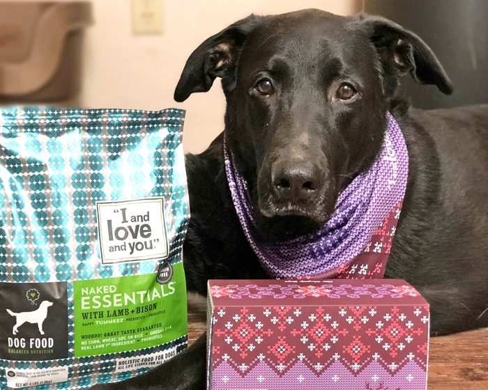 I and Love and You Pawliday Boxes and Naked Essentials