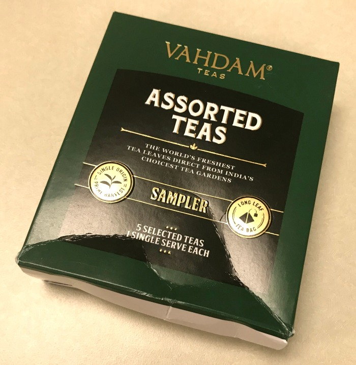 Vahdam Assorted Teas