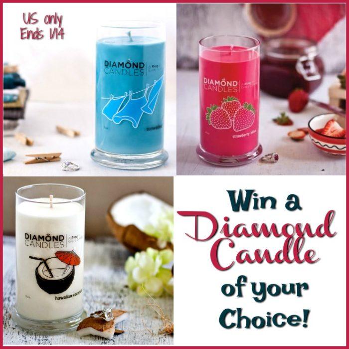 Win Diamond Candle