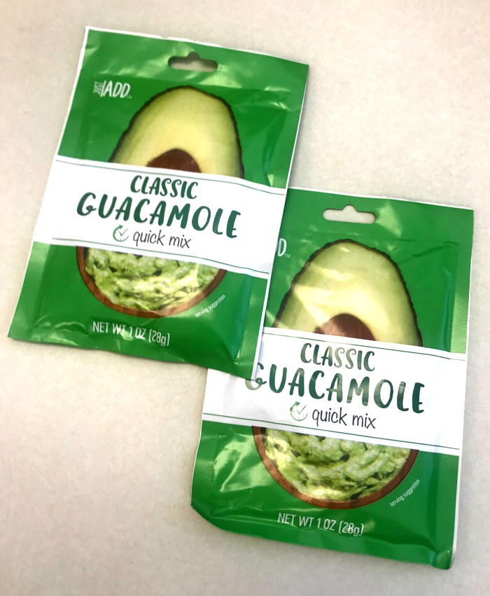 Just Add! Classic Guacamole Quick Mix