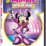 MINNIE: BOW BE MINE on DVD