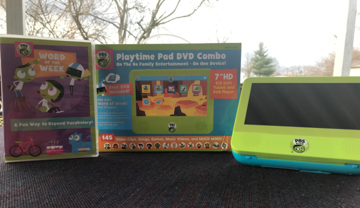 Pbs Kids Halloween Dvd.Pbs Kids Playtime Pad Dvd Combo Great For Traveling With Little Ones