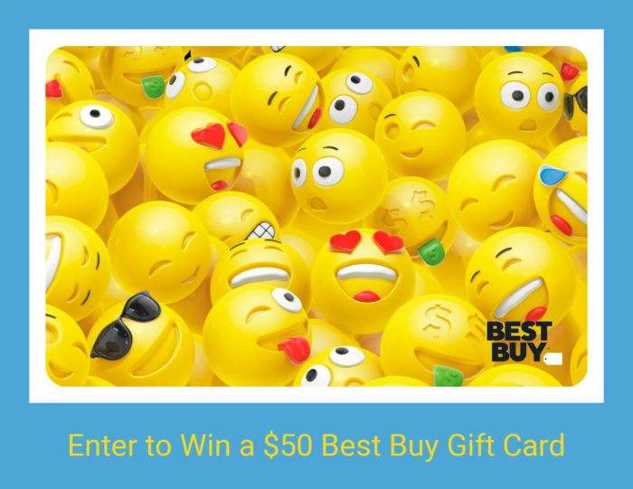 Win a Best Buy gift card