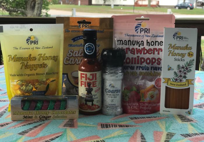 PRI Manuka Honey Prize Pack Giveaway