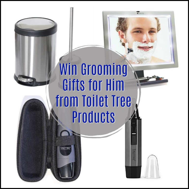 #Win Father's Day Gifts for him from Toilet Tree Products